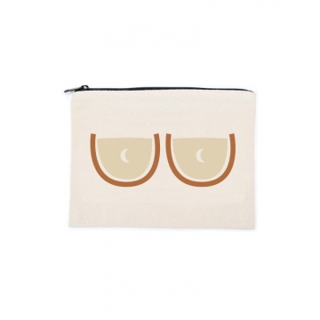 boobs pouch