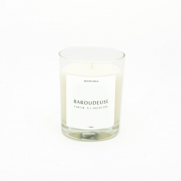 Scented candle adventurer